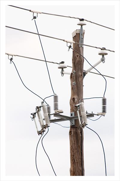 Utility Poles —Troy Bennett ©2005